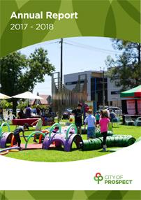 Annual Report 2017/2018 cover