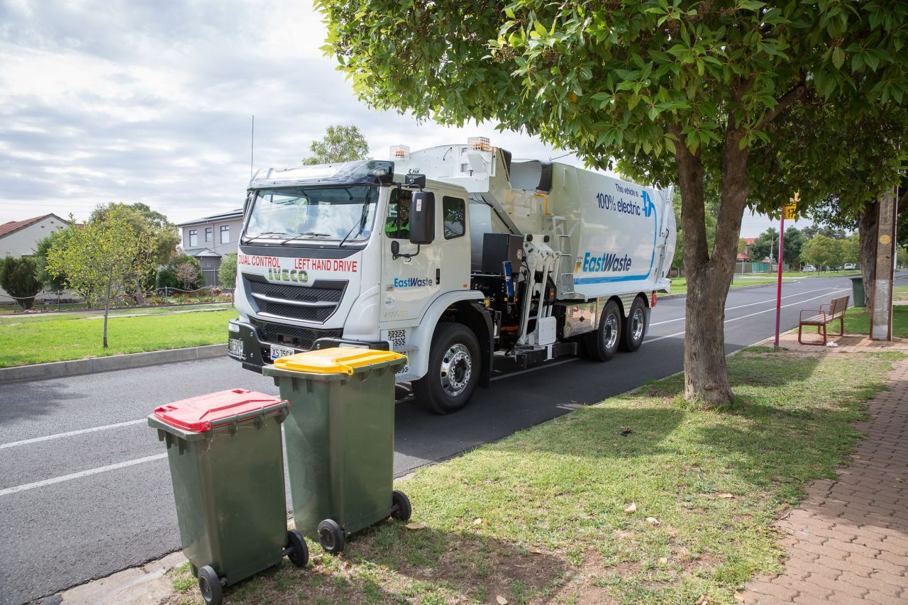 Bin collection image