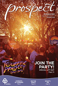 Prospect Magazine - Summer 2016