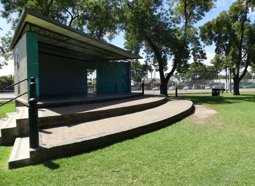 Community - Venues and Halls