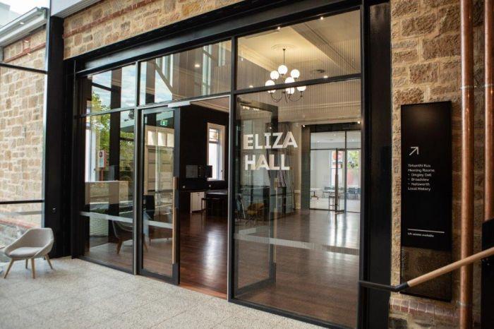 Eliza Hall