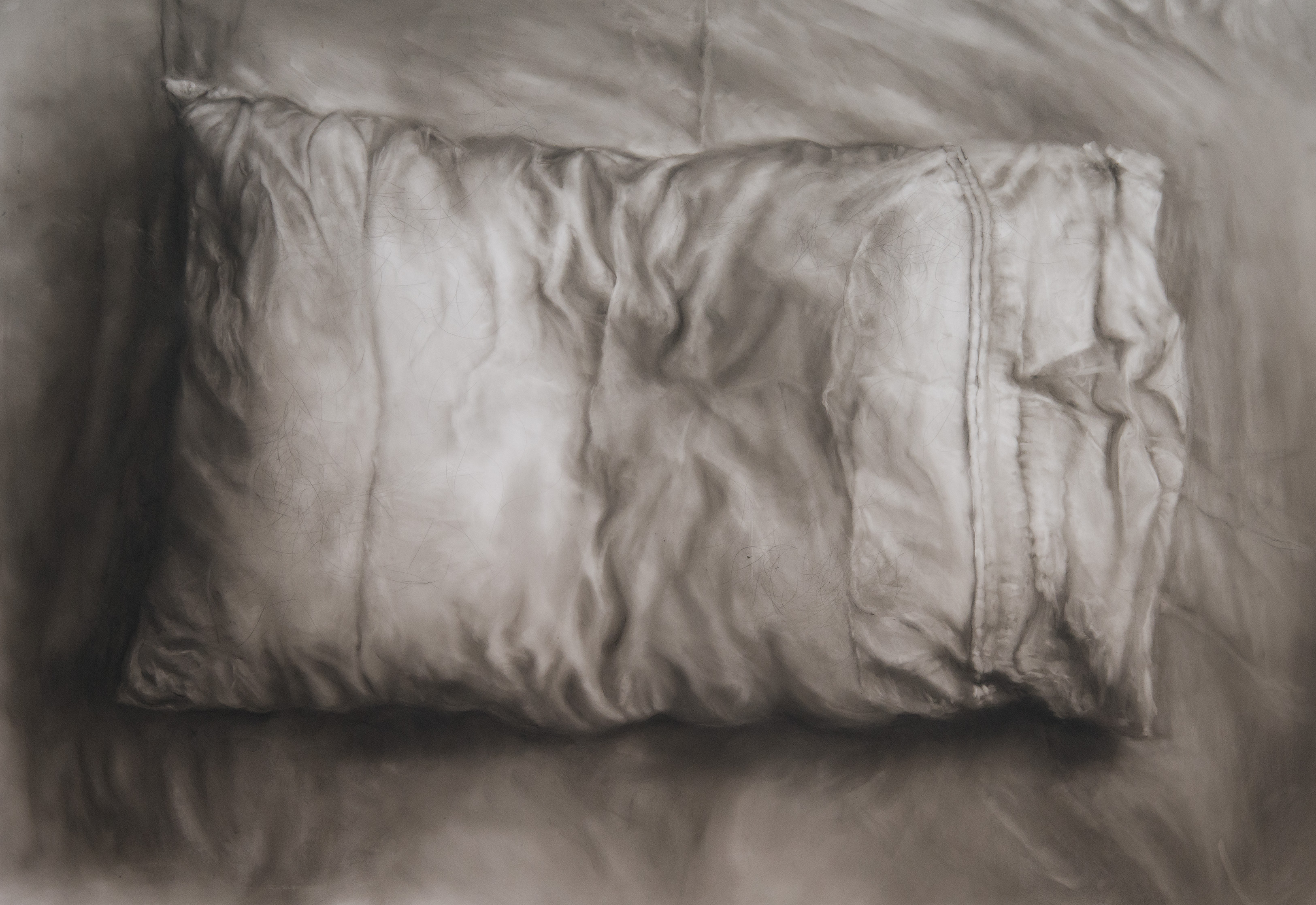 Margaret Ambridge, work titled 'What Remains'