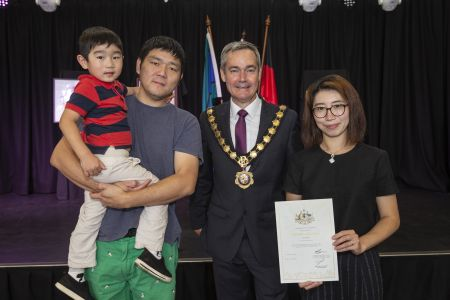 Citizenship Ceremony January 2020