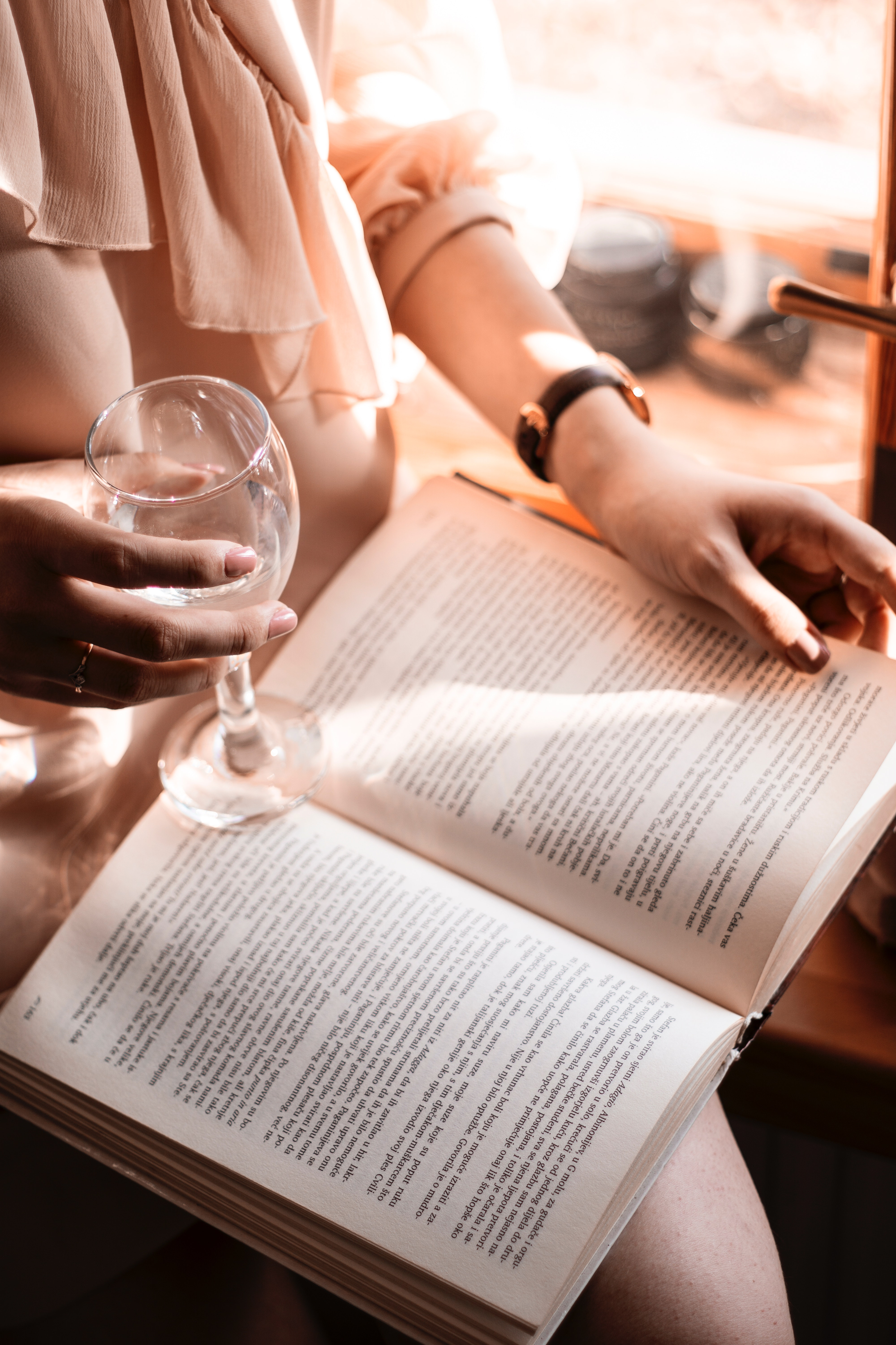 Books and Bevvies