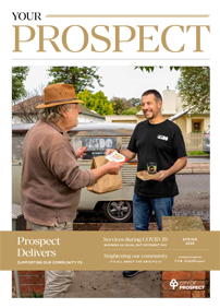 Your Prospect Issue 007 cover image