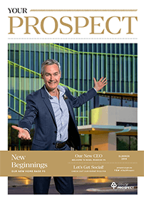 Cover image of Your Prospect Issue 5